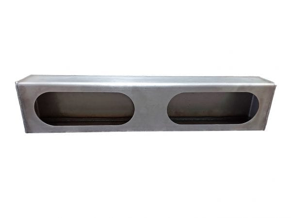 Double Oval Tail Light Box