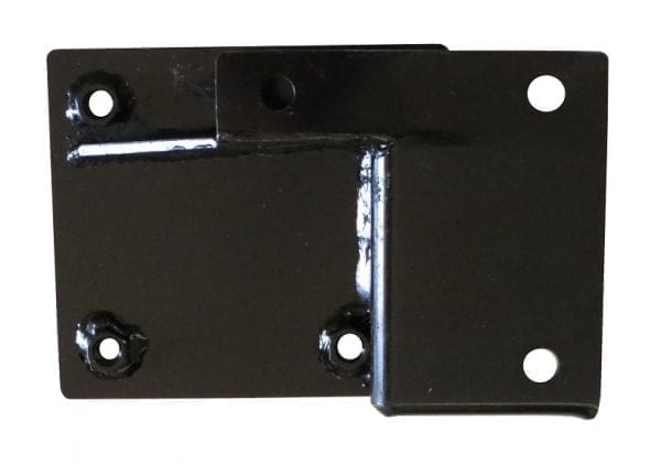 Chain Hanger Extension Bracket with 4 Inch Offset - LH