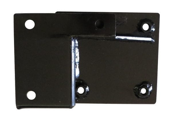 Chain Hanger Extension Bracket with 4 Inch Offset - RH