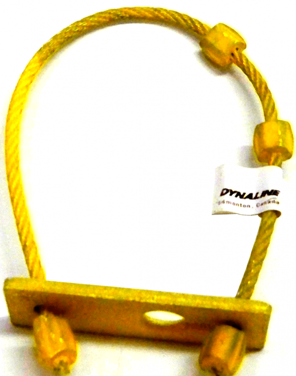 Cable Type Load Binder Lock, 3/16""