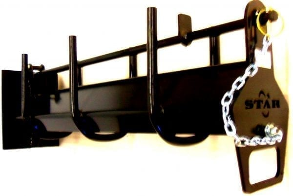 Roll-Out Tire Chain Hanger