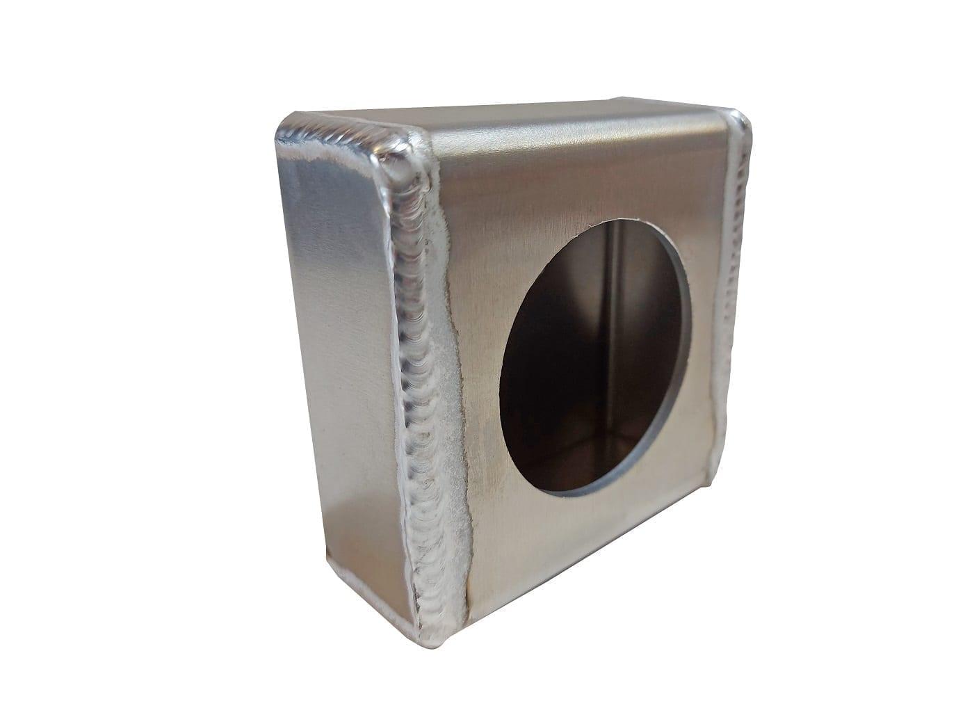 "Aluminum 2"" Single Marker Light Box"