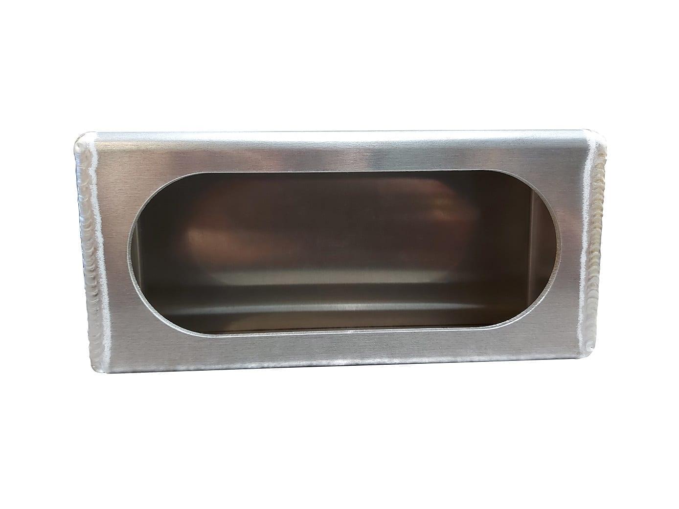 Aluminum Single Oval Light Box