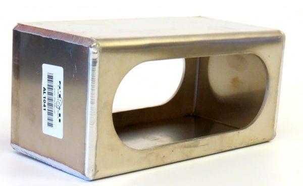 Aluminum Bi-Directional Oval Light Box