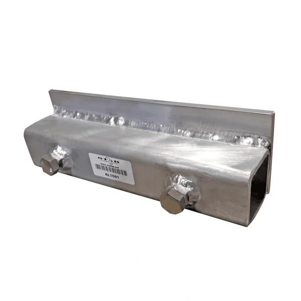 Aluminum Receiver Tube For Alberta Cabguard Lights