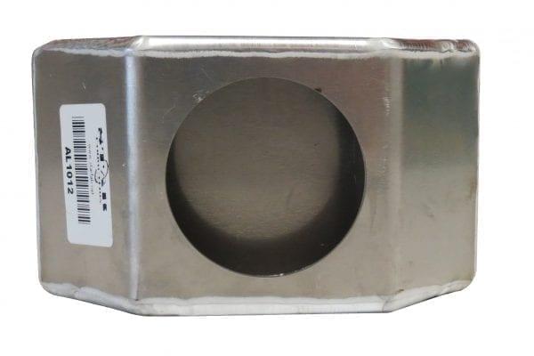 Aluminum Single Marker Light Box - Sloped Ends
