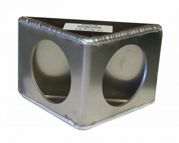 Aluminum Angled Corner Marker Light Box