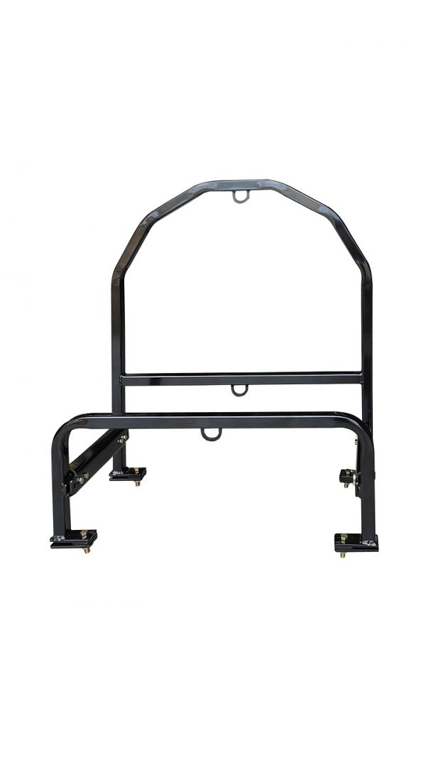 Spare Tire Carrier for Semi-Truck